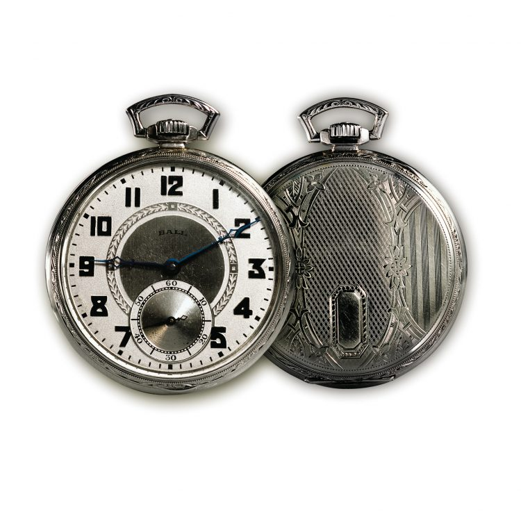 Ball antique railroad watch